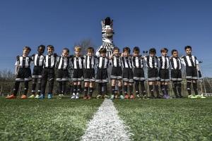 stage de foot de la juventus de Turin